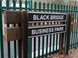 Black Bridge Business Park, Parkend storage
