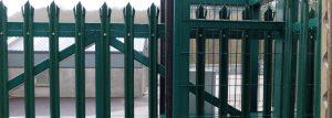 Black Bridge Business Park secure fencing Parkend, Forest of Dean storage solutions